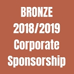 2018/2019 BRONZE Corporate Sponsorship